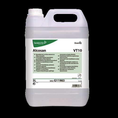 Dezinfectant pentru suprafete - Alcosan VT10