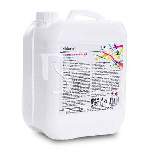 KLINTENSIV - dezinfectant de suprafete gata de utilizat 5L