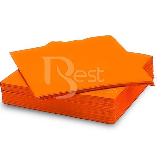 Şerveţele masă 200 buc/set 33 cm x 33 cm Color