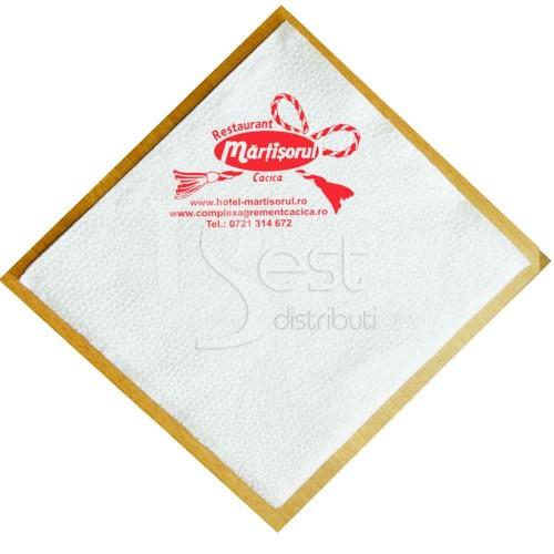 Servetele personalizate 33x33, 2 straturi