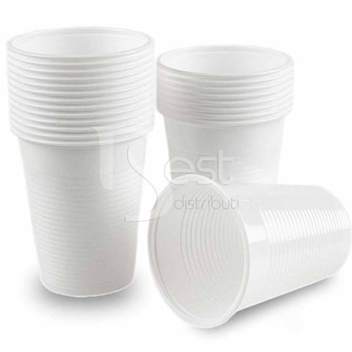 Pahare plastic 200 ml premium