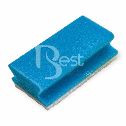 Diversey - Burete non abraziv albastru