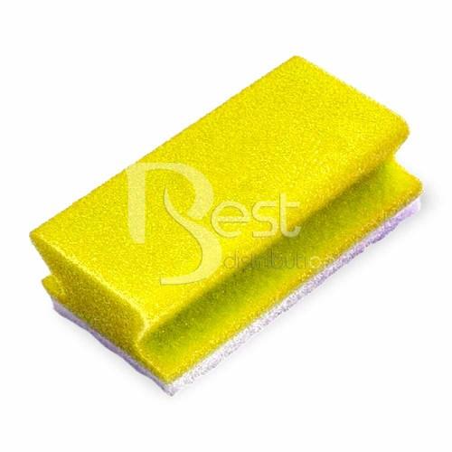 Diversey - Burete non abraziv galben
