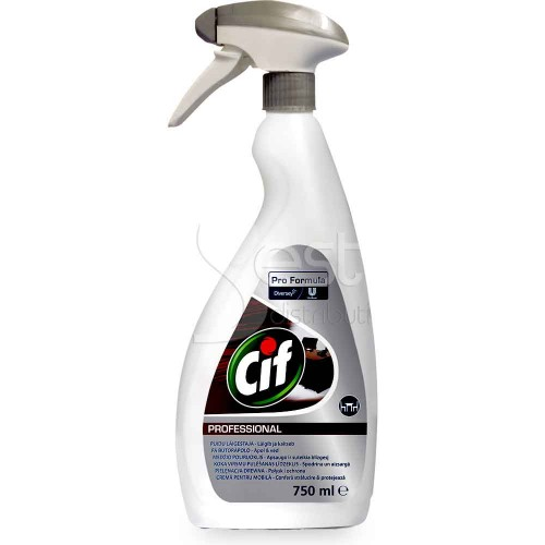 Cif profesional -detergent pt mobilier (750ml)