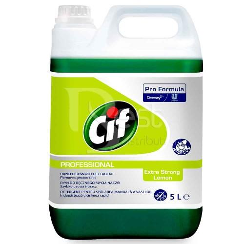 CIF PROFESIONAL -Detergent de vase concentrat 5L