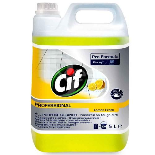 CIF profesional - detergent universal 5L