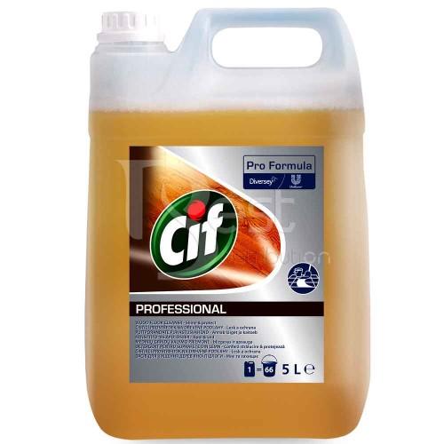 CIF Professional Wood Cleaner - Detergent parchet 5 L