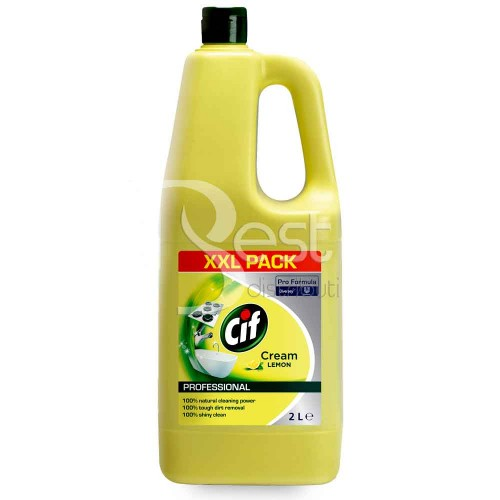 CIF PROFESIONAL Cream Lemon 2L