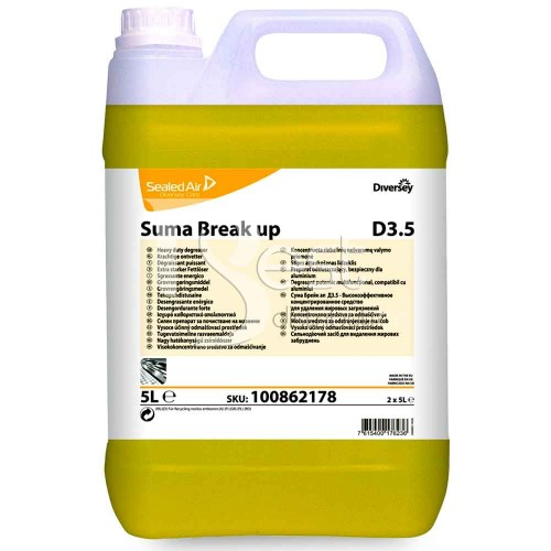 Degresant lichid - Suma Break Up 5 L