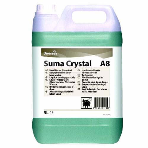 Aditiv pentru clatire-  Suma Crystal 5L
