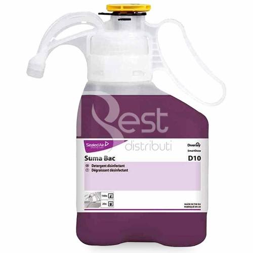 Detergent dezinfectant Suma Bac D10 SD 1,4 L