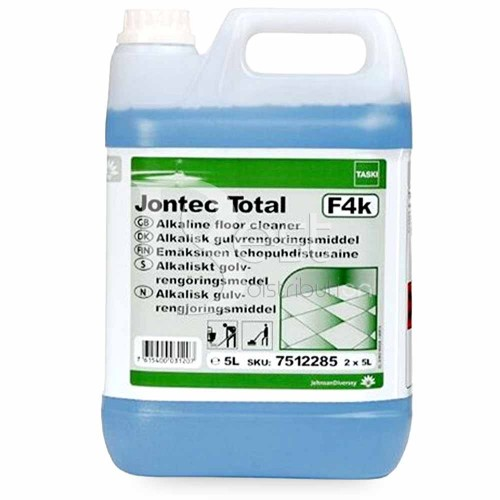 Detergent pardoseli - Jontec Total 5L