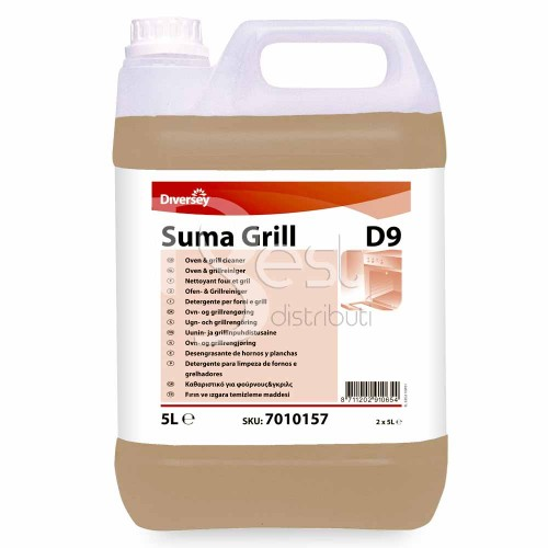 Detergent Suma - Grill 5L