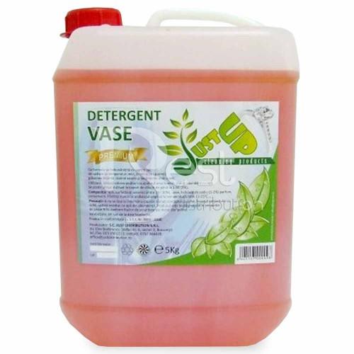 Detergent vase premium manual  5L