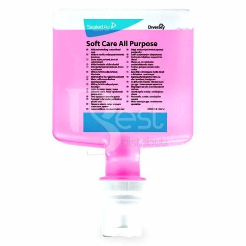 Sapun pentru maini - Soft Care All Purpose 1,3 L