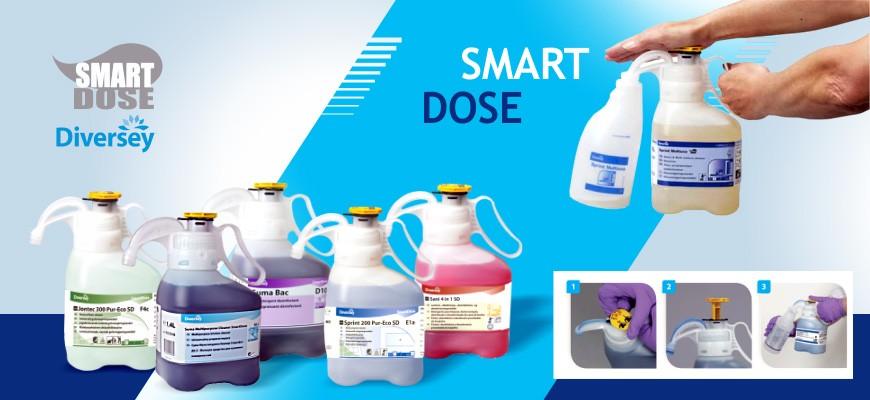 Detergenti Smart Dose