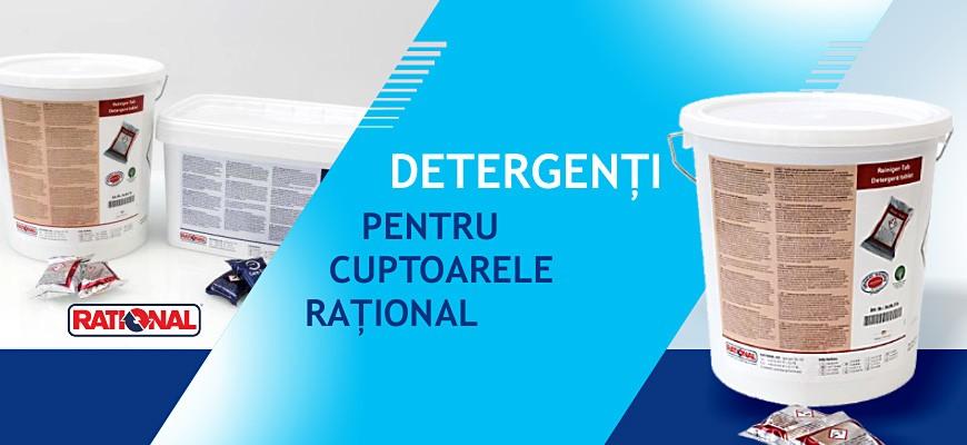 Detergenti pentru cuptoarele RATIONAL